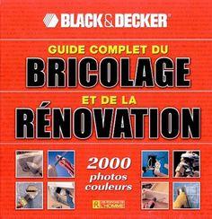 Guide complet du bricolage et de le rénovation by Black & Decker http://www.amazon.ca/dp/2761915739/ref=cm_sw_r_pi_dp_7besvb1CE94CJ
