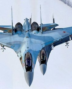 Military Aircraft — The Su-35S  The type was originally developed by...