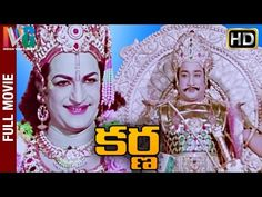 Karna Telugu Movie is an epic historical drama film featuring Senior NTR, Savitri and Sivaji Ganesan in lead roles.
