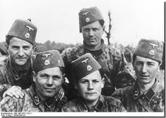 "Who did Islam back in the 2nd world war?..........Bosnian Nazi Muslims from the 13th Mountain Division SS ""Khanjar""."