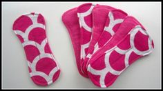 StyleNovice: {Step-by-Step Sewing} Fabric Reusable Panty Liners