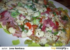 Bramborák-pizza recept - TopRecepty.cz