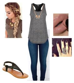 """""""Threats"""" by mini-14 ❤ liked on Polyvore"""