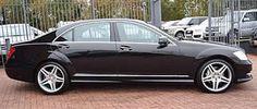 Scott's Southend Airport Travel Service S Class Mercedes Chauffeur