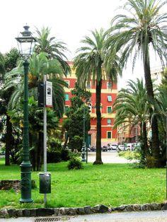 Pegli Genova (Italy - Liguria). Piazza Bonavino.  Foto di Giovanni Pititto (64/64)