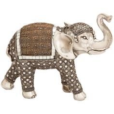 Shop for Lucky Standing Elephant Collectible Statue Figurine . Get free shipping at Overstock.com - Your Online Home Decor Outlet Store! Get 5% in rewards with Club O!