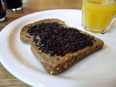 Hagelslag - Chocolate breakfast sprinkles at Meininger Hotels - Amsterdam City West