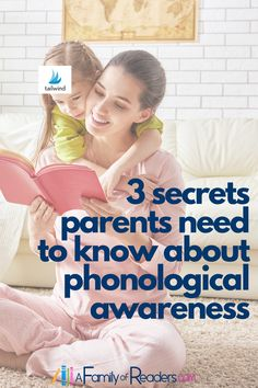 Watch this short video to learn about this important reading readiness skill. Phonological Awareness is a significant predictor of success in learning to read. Make sure your child doesn't miss out on developing this crucial skill.