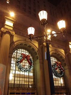 Terminal Building at Tower City, Downtown Cleveland Ohio for the annual lighting of the Christmas tree by Cori Sampson Cleveland Skyline, Downtown Cleveland, Cleveland Rocks, Cleveland Wedding, Cleveland Museum Of Art, Cincinnati, Sweet Memories, Childhood Memories, Christmas Lights