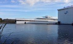 Superyacht-VENUS by Steve Jobs Yacht seen at www.luxury-life-style.com