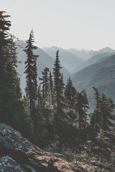 Hiking California