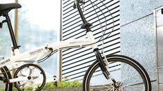 20インチアルミフレーム6段変速 折りたたみ自転車 Wei   WACHSEN(ヴァクセン)