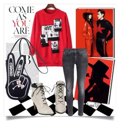 """""""Vogue....Come As You Are"""" by queenvirgo on Polyvore featuring H&M"""