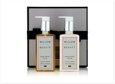 Lime & Lavender Wash and Body Lotion Set by Willow Organic Beauty. Some organic British care for you Natural Cosmetics, Organic Beauty, Body Lotion, Beauty Products, Lavender, Perfume Bottles, Lime, British, Cosmetics