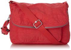 Kipling Women's Garan Shoulder Bag K1517611W Pink Coral