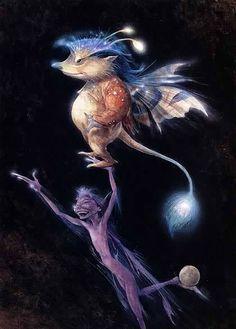 Fairy Book Photo
