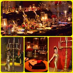 Phantom Of The Opera Theme Party ( YPO New Year Party )