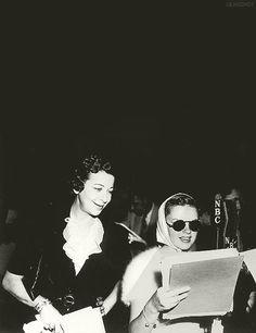 Fanny Brice & Judy Garland
