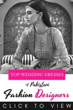 Pakistani Fancy Dresses, Pakistani Mehndi Dress, Pakistani Wedding Outfits, Pakistani Bridal Dresses, Pakistani Dress Design, Pakistani Designers, Asian Wedding Dress, Top Wedding Dresses, Party Wear Dresses