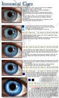 How to Make Eyes Brighter by ~saturn-rings on deviantART