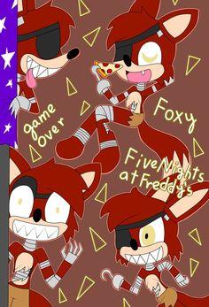 todo sobre foxy