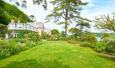 The Moult - The Big Cottage Company - kate & tom's - acres of gardens at The Moult in Salcombe