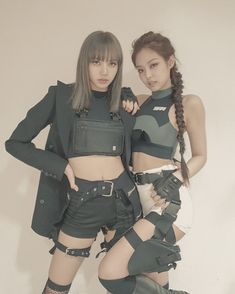 Kpop Girl Groups, Korean Girl Groups, Kpop Girls, K Pop, Blackpink Photos, Jennie Blackpink, Blackpink Lisa, Kpop Aesthetic, Girl Gang