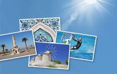 Plage, culture et sports nautiques: Izmir et la côte Egée turque  Vols vers Izmir à partir de 85,99€