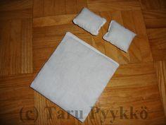 Taruland: Nukkekoti: muut tekstiilit
