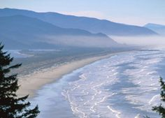 Manzanita and Rockaway Beach, Oregon