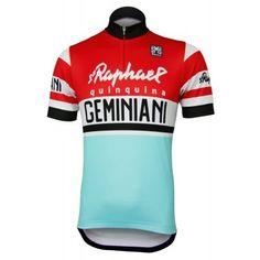St Raphael / Geminiani / Quinquina Retro Jersey - Short Sleeve