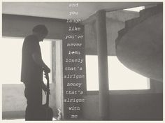 ben howard promise lyrics - Google Search