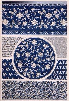 Traditional Chinese Pattern
