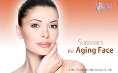 Surgeries for Aging Face...