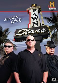 """Love this show (and Chumlee of course) - very interesting what you can learn - first in my """"Man TV"""" line up Monday nights"""
