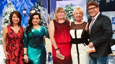 Holiday Party Slimming Secrets