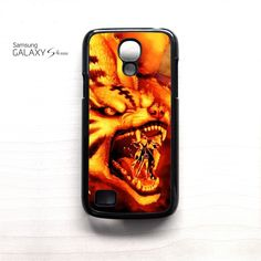 nine tailed fox naruto for phone case Samsung Galaxy Mini S3/4/5