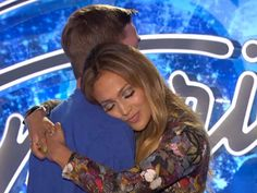 Jennifer Lopez Slow-Dances with an American Idol Contestant (VIDEO) http://www.people.com/article/jennifer-lopez-american-idol-season-14-video