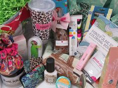 5 WACKY WOMEN: A fun, surprise monthly subscription box featuring 4-6 products for the special woman in your life!