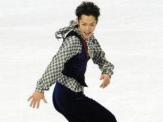 <トップアスリートが語るアミノ酸の必要性> 高橋大輔 「筋力を強化し、4回転ジャンプを成功させたい」Daisuke Takahashi. So damn seXXXy.