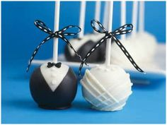 Cake Pop Ideas | Can you customise the table to fit around any wedding theme?