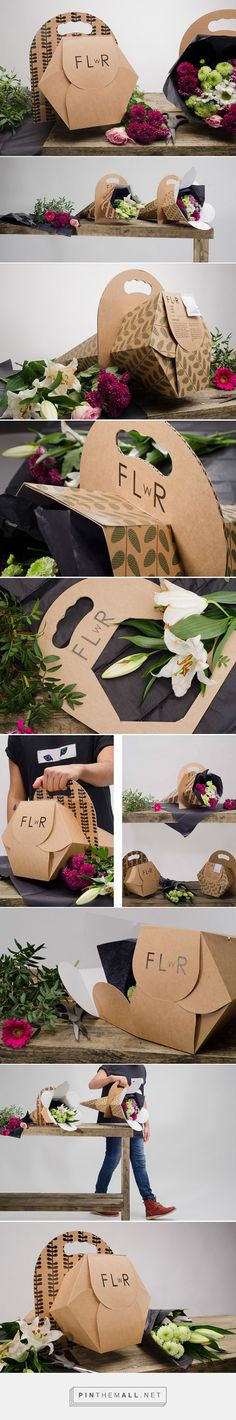 The future of flower packaging by Linn Karlsson, Nina Klose, Jonathan Jonsson