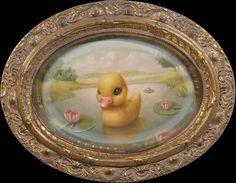 Animal Love Summer: The Cute, Creepy Art of Marion Peck Marion Peck, Surreal Artwork, Mark Ryden, Candy Art, Different Art Styles, Ppr, Fairytale Art, Girly, Creepy Art