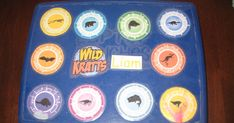 I have been working on a Wild Kratts party for my son, Liam, who is turning 5 this July. Since Wild Kratts is a PBS Kids show and in its sec...