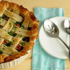 A Finn In The Kitchen: Chicken Pot Pie