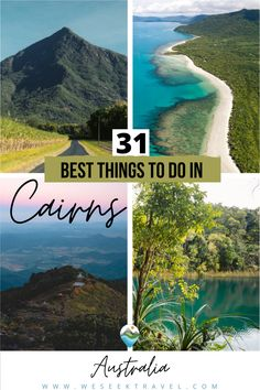 A complete guide to the absolute best things to do in Cairns for adventure travellers. Explore Australia's best tropical adventure destination with highlights such as epic waterfalls to reef-lined island gems.