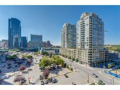 Main Photo: 448 222 RIVERFRONT Avenue SW in Calgary: Downtown Condo for sale : MLS(r) # C4046364