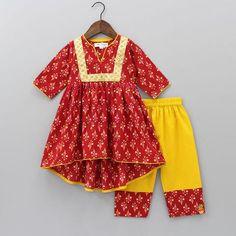 Indian Wear, Ethnic Wear for Girls Girls Dresses Sewing, Stylish Dresses For Girls, Dresses Kids Girl, Kids Outfits, Baby Dresses, Dresses Dresses, Summer Dresses, Kids Party Wear Dresses, Kids Dress Wear