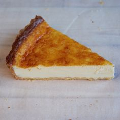 Receta de tarta de queso al horno de Samantha Vallejo-Nágera. Postre rico y fácil de hacer para toda la familia. Sweet Recipes, Cake Recipes, Dessert Recipes, Desserts, Flan Recipe, Cake Shop, Food Cakes, Meals For Two, Cakes And More