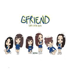 Kpop Girl Groups, Korean Girl Groups, Kpop Girls, Gfriend And Bts, My Wife Is, G Friend, My Buddy, Kpop Fanart, Character Ideas